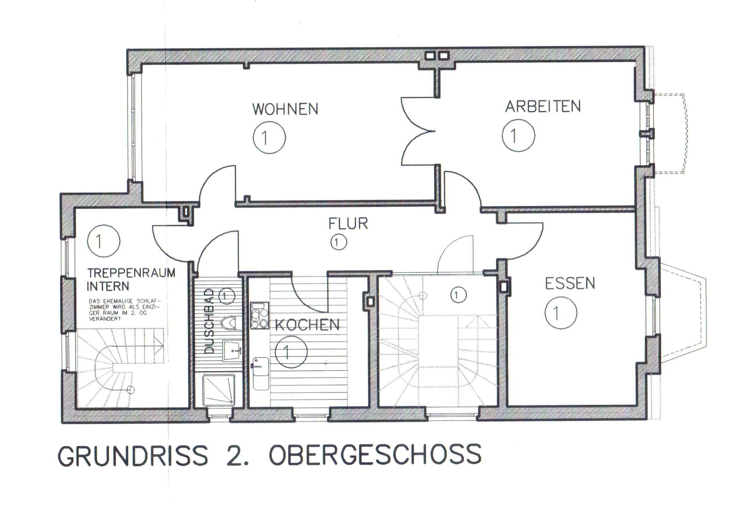 HP Staufenstr_Grundriss 2.Obergeschoß