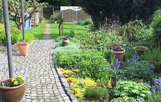 Teimannstr 117_Blick in den Garten