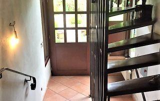 Teimannstr 117_Flur + Eingangstür