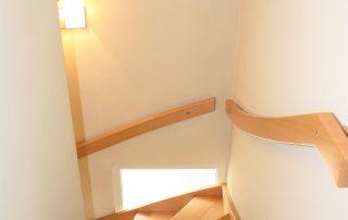 Viktoriastr 11 - Treppe ins Untergeschoss