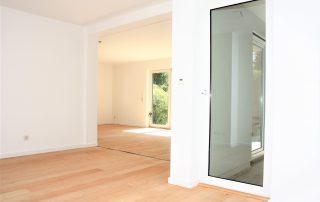 Viktoriastr 11 - Blick durch den Wohn-/Essbereich