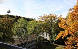 Saarner Str. 499 - Blick vom Balkon