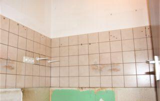 Pantry-Küchenwand
